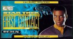 first contact chololate geordi 150x81 Star Trek: First Contact Chocolate