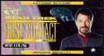 first contact chololate riker 150x81 Star Trek: First Contact Chocolate