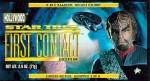 first contact chololate worf 150x81 Star Trek: First Contact Chocolate