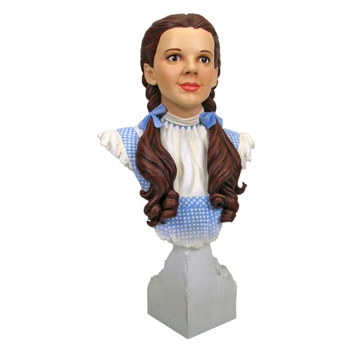 gentle giant wizard of oz dorothy gale bust gentle giant wizard of oz dorothy gale bust