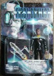 geordi laforge 106x150 Star Trek: First Contact 6 1/2 Inch Figures