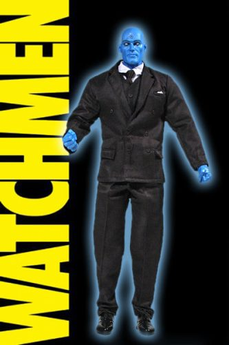 jun080319x 1 333x500 Watchmen Movie 1/6 Scale Figures