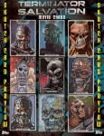 color joined 115x150 Topps   Terminator Salvation Trading Cards