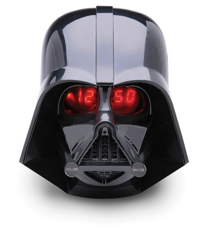CD0092 Darth Vader Clock Radio