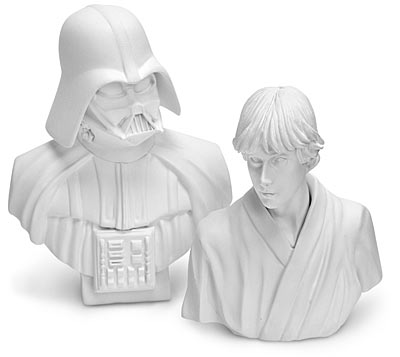 ce9c star wars japanese mini busts Star Wars Japanese Mini Busts