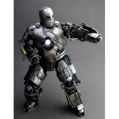 51E0nPd5AkL. SS400  Iron Man Mark I 1/6 12 figure