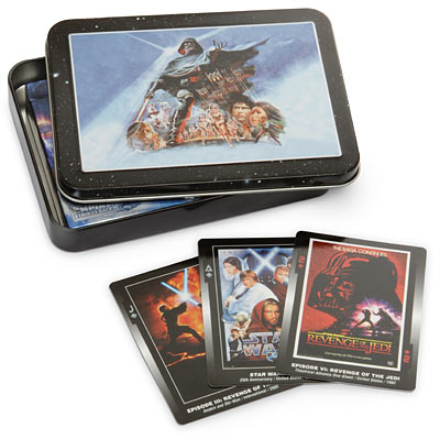 cec1 empire strikes back 30yr cards Empire Strikes Back 30th Anniversary Playing Cards