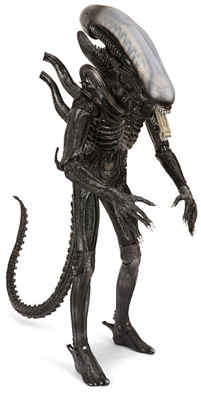 d0ff alien 18in figure Alien 18 Figure