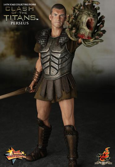 1b12708136414bbf13c91a670 Clash of the Titans   1/6th scale Perseus Collectible Figure