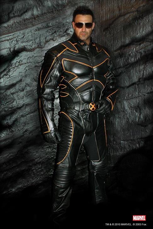 Wolverine Suit Wolverine Motorcycle Outfit