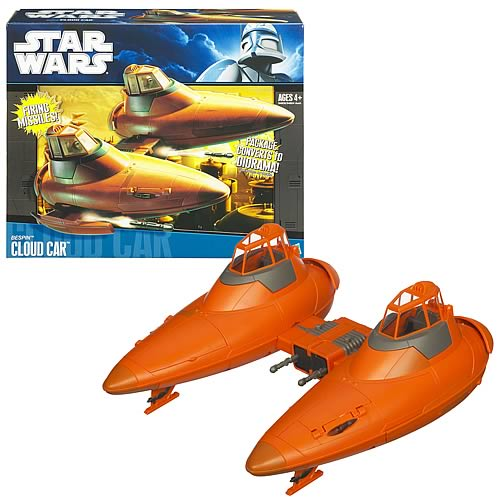 AUTOIMAGES HS94806lg Star Wars Bespin Twin Pod Cloud Car Vehicle