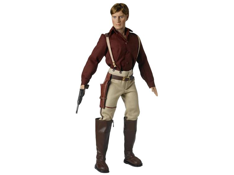 TNR10199 Captain Malcolm Reynolds 17 Dressed Tonner Character Figure (LE 1000)   Serenity Figures