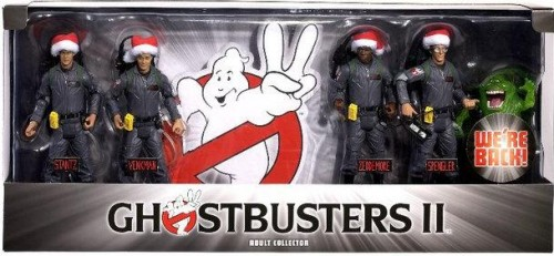 Ghostbusters II 500x231 Ghostbusters II X mas collection