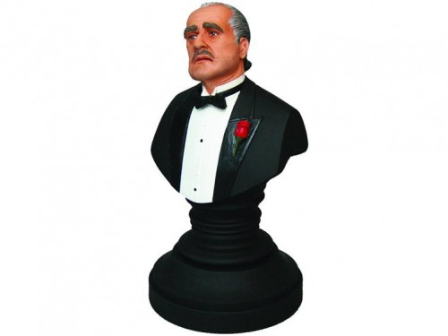 Vito Corleone Limited Edition Bust 500x375 Vito Corleone Limited Edition Bust   The Godfather Bust