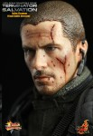 battle damaged john connor 103x150 Terminator Salvation: 1/6th scale John Connor collectible figure (Final Battle Version)