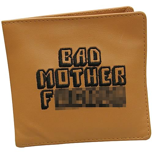bmf wallet Pulp Fiction Bad Mother Fucker Wallet