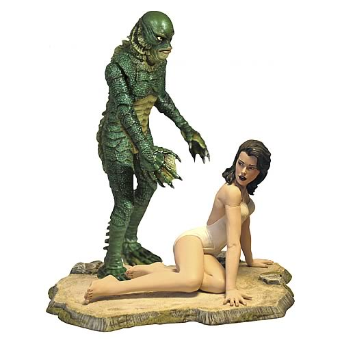 creature from the black lagoon Universal Monsters Select Creature from Black Lagoon Figure