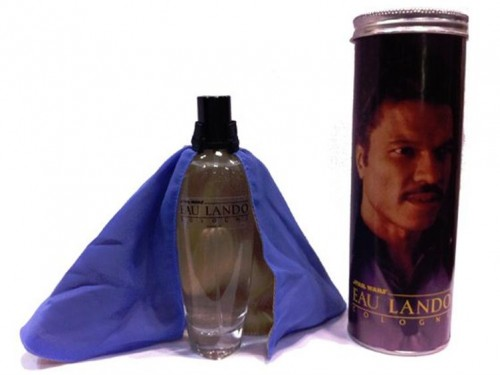 eau lando cologne 500x375 Celebration V Exclusive Star Wars Eau Lando Cologne