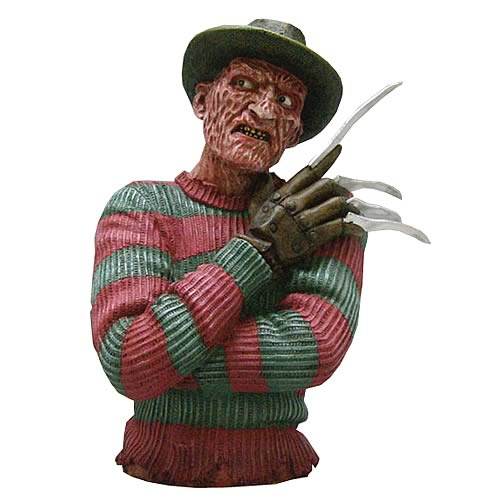 freddy bank Nightmare on Elm Street Freddy Krueger Resin Bank