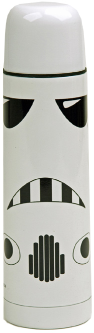 storm trooper thermos Stormtrooper Insulated Beverage Container