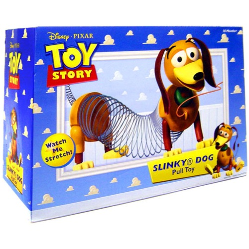 toy story slinky dog Slinky Dog Pull Toy