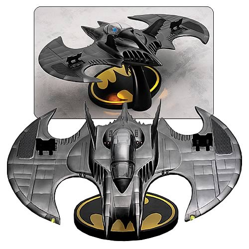 AUTOIMAGES TNGM1995lg Batman 1989 Batwing Limited Edition Replica