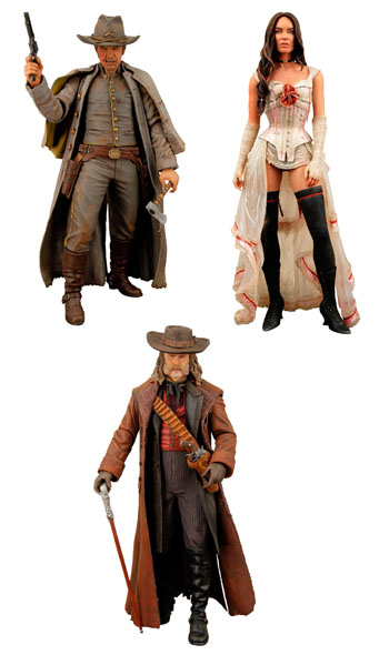 NJONAH634482526002 Jonah Hex 7 Figure Assortment
