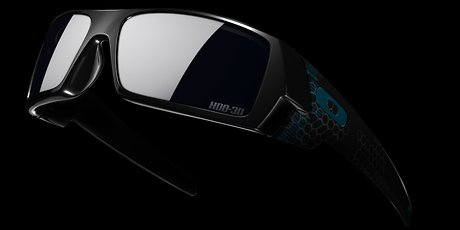 tron 3d glasses Oakley To Debut 3D Eyewear With Special TRON: Legacy Film Edition