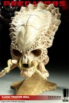 400048 press03 001 100x150 Classic Predator Skull Prop Replica