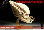 400048 press05 001 150x101 Classic Predator Skull Prop Replica