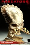 400048 press06 001 100x150 Classic Predator Skull Prop Replica