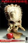 400048 press07 001 100x150 Classic Predator Skull Prop Replica