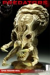400062 press01 001 100x150 Super Predator Skull Prop Replica