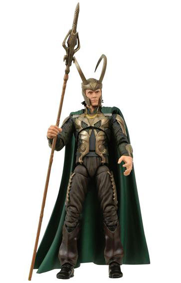 Marvel Select Loki Marvel Select Thor Movie Loki Figure