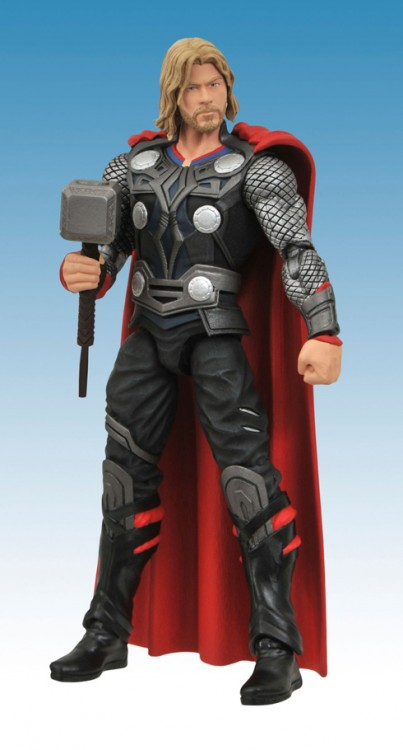Marvel Select Thor1 403x750 Marvel Select Movie Thor Figure