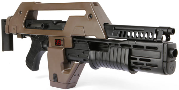e041 aliens pulse rifle Aliens Pulse Rifle