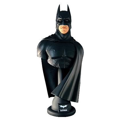 batman bust Batman: The Dark Knight 1:4 Scale Batman Bust