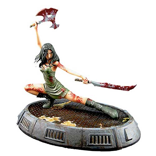 river tam Serenity Big Damn Heroes River Tam Animated Maquette