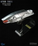 901357 press03 001 124x150 Metal Plated 1:1 Scale Phaser / Prop Replica