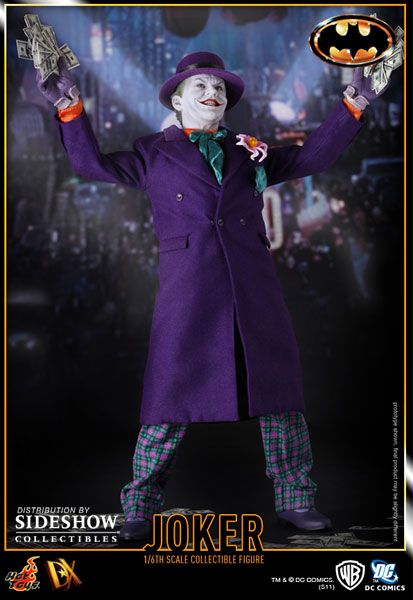 901392 press02 001 The Joker (1989 Version) 12 inch Figure