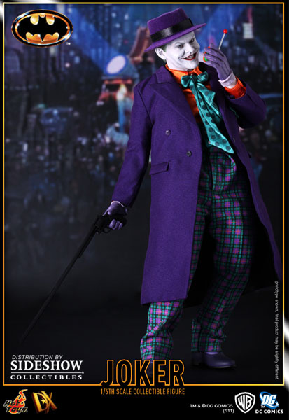 901392 press03 001 The Joker (1989 Version) 12 inch Figure