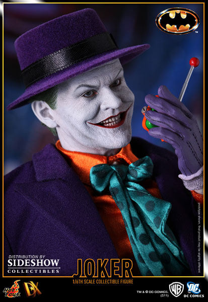 901392 press04 001 The Joker (1989 Version) 12 inch Figure