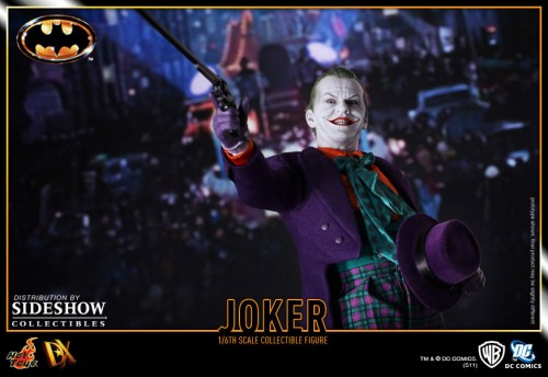 901392 press10 001 500x344 The Joker (1989 Version) 12 inch Figure