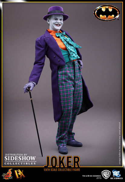 901392 press11 001 The Joker (1989 Version) 12 inch Figure