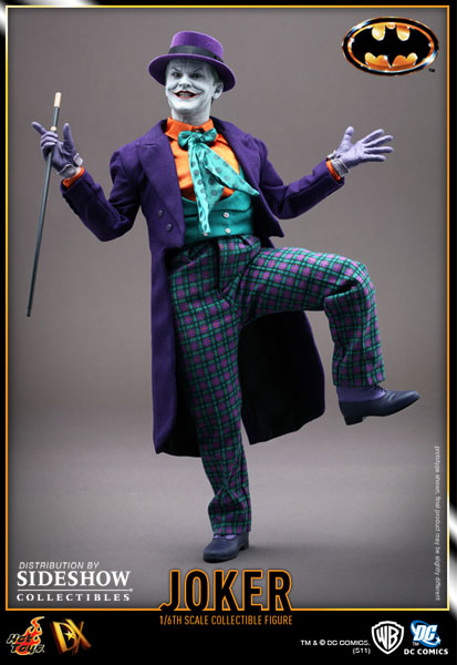 901392 press12 001 The Joker (1989 Version) 12 inch Figure
