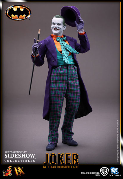 901392 press14 001 The Joker (1989 Version) 12 inch Figure