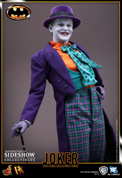 901392 press15 001 The Joker (1989 Version) 12 inch Figure