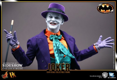 901392 press16 001 500x344 The Joker (1989 Version) 12 inch Figure