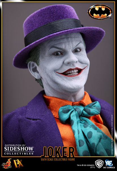 901392 press19 001 The Joker (1989 Version) 12 inch Figure