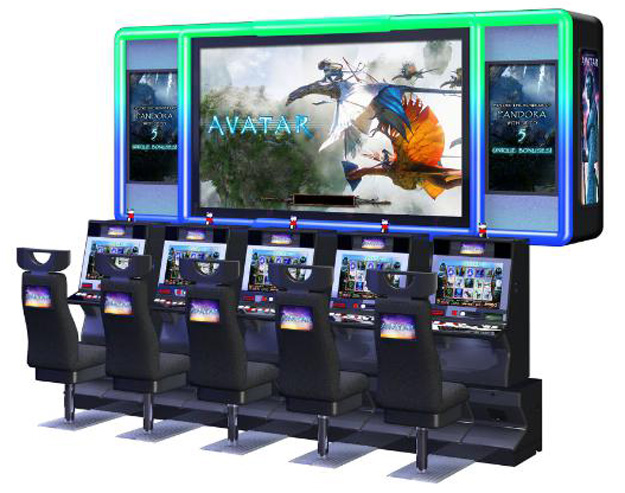 avatar slot machines Avatar Video Slot Machines Movies Gaming